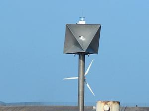 Permanent Marking Radar Reflector Ito Navaids Dutch